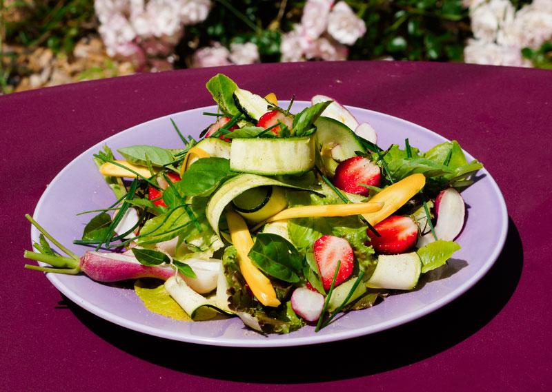 Salade Paprika Piment de Cayenne Bio