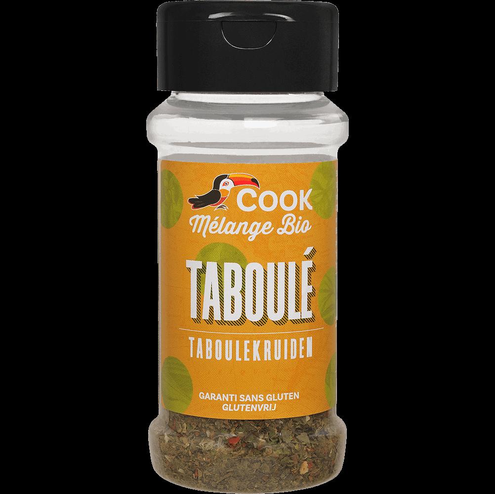 Mélange Taboulé Cook 100% bio