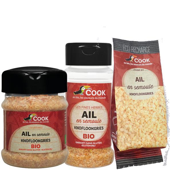 Ail Cook 3 Produits