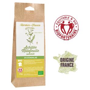 Alchémille L'Herbier De France Bio Equitable Biopartenaire Origine France