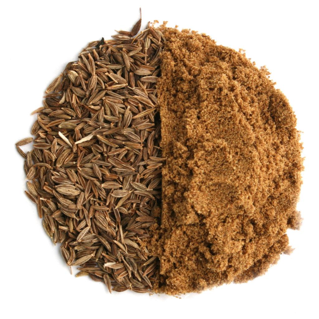 Arcadie cumin graines poudre bio