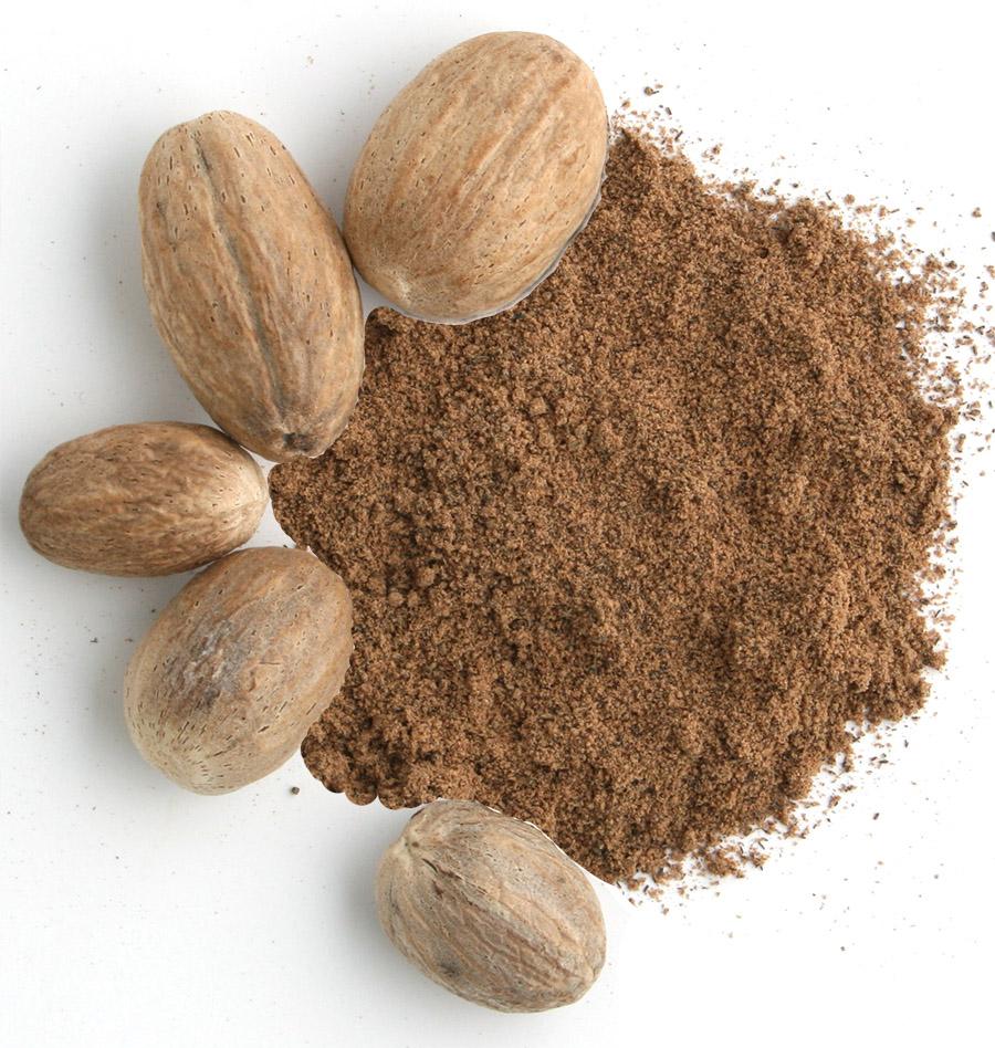 Arcadie muscade noix poudre bio