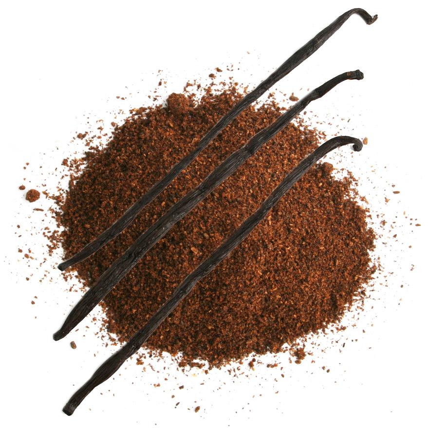 Arcadie vanille gousse poudre bio