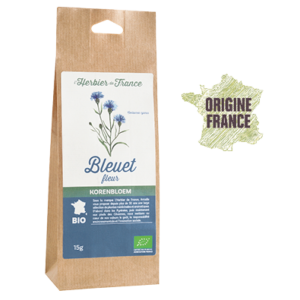 Bleuet 'Herbier De France Bio Origine France