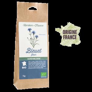 Bleuet 'Herbier De France Bio Origine France