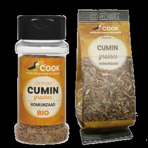 Cumin Graines Cook 2 produits