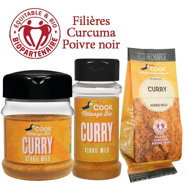 Curry_Cook_3_Produits_bio_equitable_filieres_Curcuma_Poivre_noir