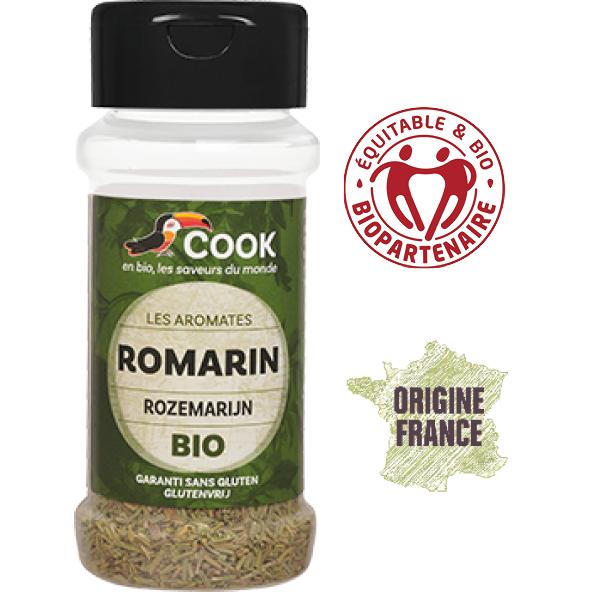 Romarin Cook 100ml Biopartenaire origine France