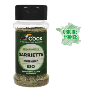 Sarriette Cook Origine France