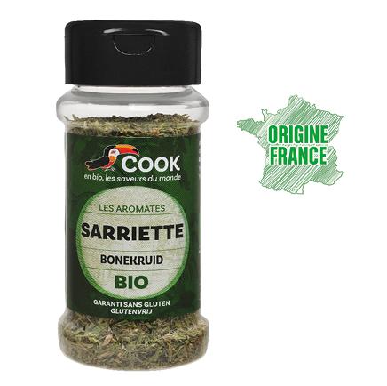 Sarriette Cook Origine France
