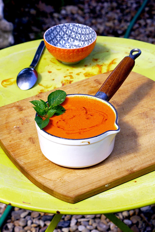 soupe tomate poivron et oignon nouveau_