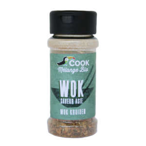 Mélange d'épices Wok Cook