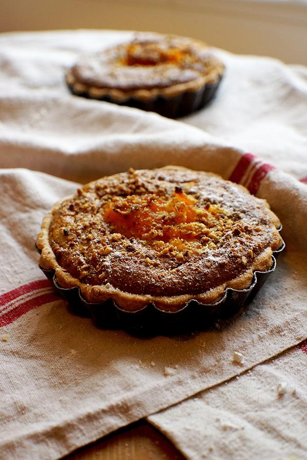 tarte courge abricot