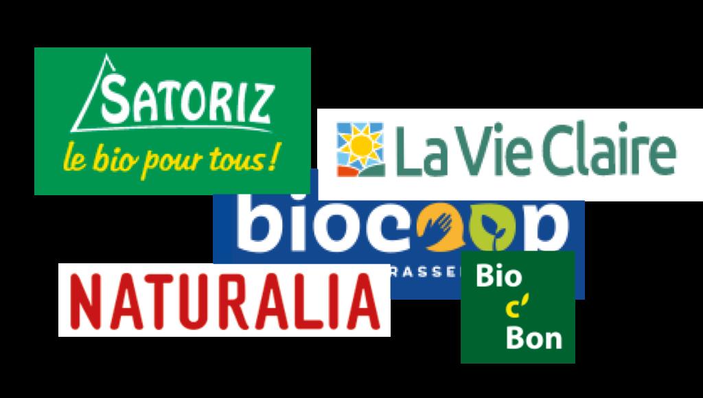 Enseignes Bio France Distribution Produits Cook Lherbier De France Arcadie