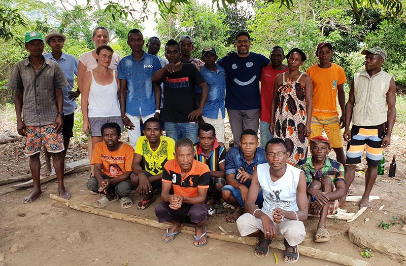 Equipe LABS Madagascar Vanille Poivre Arcadie