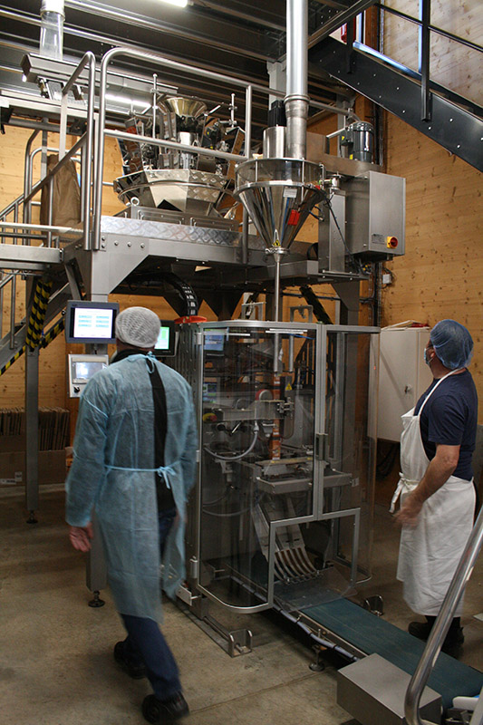 Visite Fournisseur Nouvelle Machine