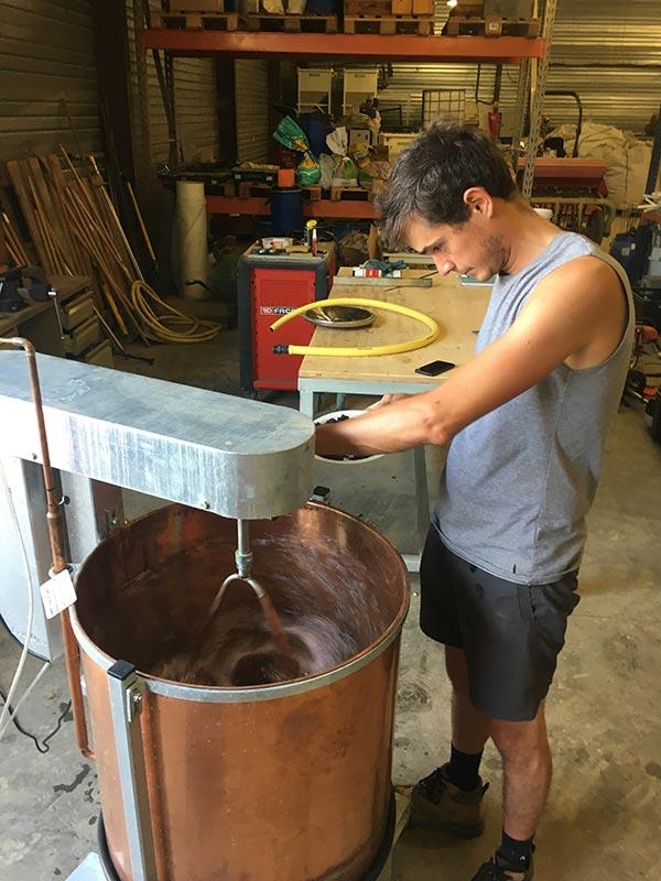 préparat biodynamique fait à base de bouse de vache