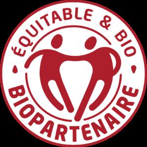 logo Biopartenaire commerce équitable et bio